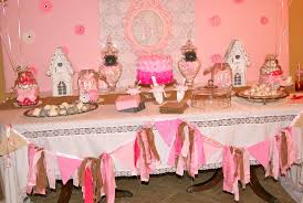 Baby Shower Table Setup by Gorgeous Dining Room Outdoor Long Dinning Table Decoration For
