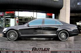 mercedes s class wheels mercedes s class with 22in lexani lss11 wheels additional flickr