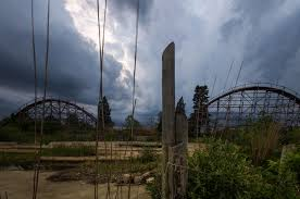 Abandoned Place by Abandoned Geauga Lake Amusement Park Abandoned Ohio Seph Lawless