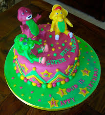 barney cakes u2013 decoration ideas little birthday cakes
