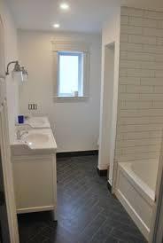 finished toilet lovely trim bathroom diy pinterest
