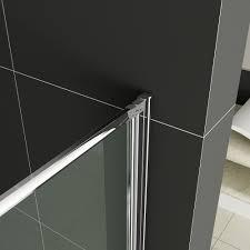 800 Pivot Shower Door by Pivot Shower Screen Glass Bath Screen Aica Bathrooms Ltd