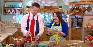 emission cuisine tv l ambassadeur britannique a cuisiné des plats traditionnels
