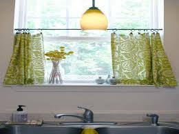 Kitchen Window Curtain Ideas Projects Inspiration Kitchen Window Curtains Ideas Curtains