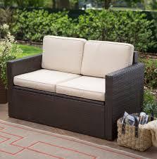 patio furniture storage independent health