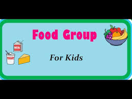 food pyramid nutrition table food and its groups for kids