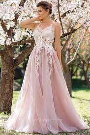 engagement dresses white lace and pastel pink tulle illusion bridal shower