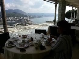 il gabbiano colazione con vista sul golfo di napoli foto di il gabbiano