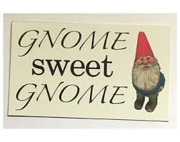 Gnome Doormat Gnome Sweet Gnome Etsy
