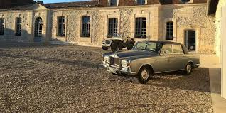 chambres d hotes sud ouest libournais le château prieuré marquet rolls royce des chambres d