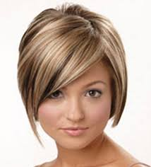 medium hairstyles for round faces over 40 hairtechkearney