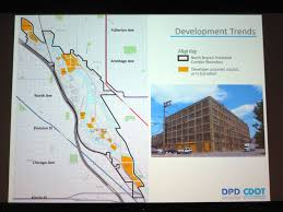 2nd Ward Map Chicago by City Hosts First North Branch Industrial Corridor Modernization