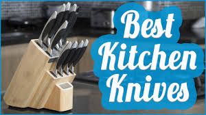 best kitchen knives to buy in 2017 youtube