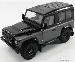 defender land rover 90 kyosho 08901cgr scale 1 18 land rover land new defender 90