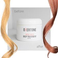 rose gold overtone u0027s latest products let you dye your hair rose gold with