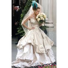 vivienne westwood wedding dress carrie bradshaw wedding dress by vivienne westwood sold out polyvore