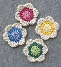 Crochet Designs Flowers 217 Best Crochet Patterns Group Board Images On Pinterest