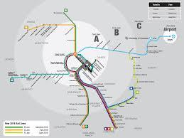 San Jose Light Rail Map by Image Gallery Light Rail Map