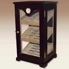 cigar humidor display cabinet desktop vertical display humidor pipes and cigars