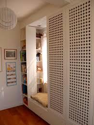 Window Seat Bookshelves Spacecraft
