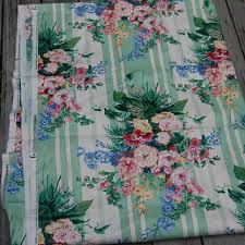 shop vintage upholstery fabric on wanelo