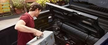 honda truck tailgate 2017 honda ridgeline cargo capacity and storage