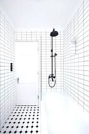 bathroom tile ideas black and white black and white bathroom tile simpletask club