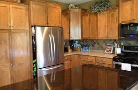 cabinet top kitchen cabinets centeringmeditation remodel