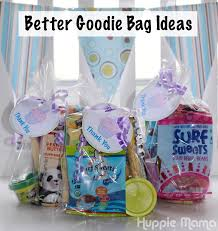 goodie bag ideas build a better goodie bag printable our potluck family