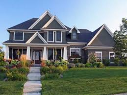 glamorous craftsman two story house plans photos best idea home