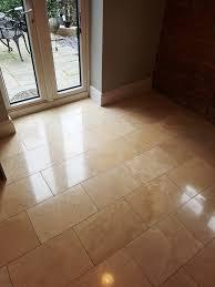 Travertine Floor Cleaning Houston by How To Polish Travertine Tile Floors Carpet Awsa