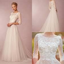 robe de mari e simple pas cher printemps simple 2016 robes de mariée une ligne pas cher 3 4