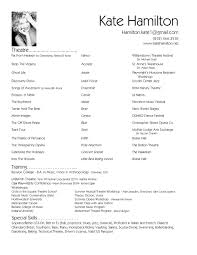 Sample Resume For Early Childhood Educator by Put Resume Together