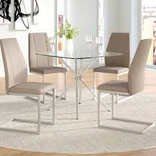 modern kitchen furniture sets modern contemporary dining room sets allmodern