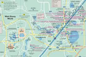 Disney World Epcot Map Orlando Tourist Map Florida Usa 7th Edition Amazon Co Uk Steve