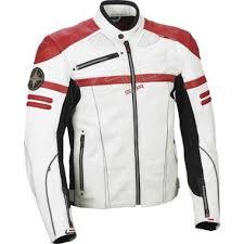 white motorcycle jacket lindstrands cougar leather motorcycle jacket white eol