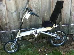 Recliner Bicycle by