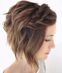 short hair layered and curls up in back what to do with the sides twisted back curls for short hair beauty pinterest short