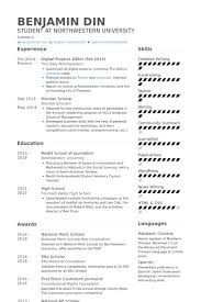Cv And Resume Samples by Copy Editor Resume Samples Visualcv Resume Samples Database