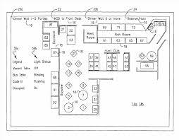 dimensions uotsh with kitchen simple restaurant kitchen design