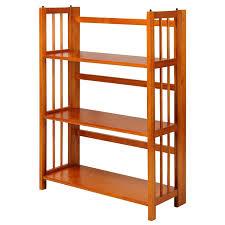 Design Your Own Bookcase Online Light Oak Wood Desk Tabletop Book Shelf Trough Rack Of Arafen