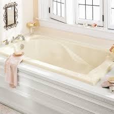 Jetted Whirlpool Drop In Bathtubs Bathtubs The Home Depot Cadet 60x32 Inch Bathtub American Standard