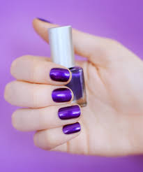 purple nail polish meaning domestic violence awareness