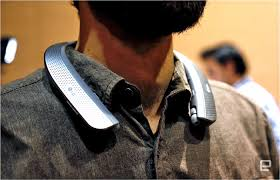 lg u0027s tone studio neck speakers are less crazy than you u0027d think