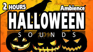 halloween sounds creepy night ambiance for halloween parties