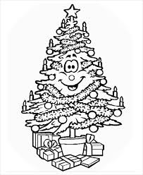 21 christmas coloring pages free pdf vector eps jpeg format