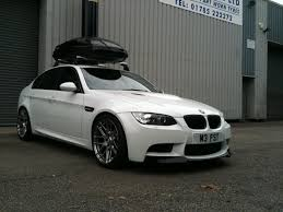 bmw 1 series roof bars your thoughts on roof racks on a e90 sedan