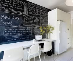 wandtafel in küche warum gestalten sie ihre küchenwände nicht - Wandtafel Küche