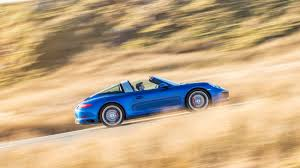 Porsche 911 Targa 4s 2016 Review By Car Magazine