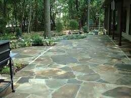 Sealing A Flagstone Patio by Sealing Flagstone Patio Diy Flagstone Patio Ideas U2013 Three